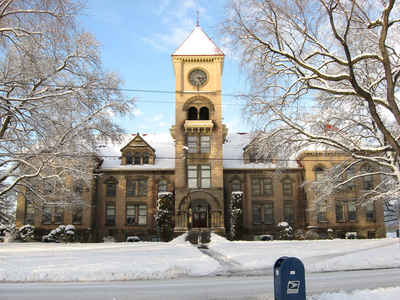 Washington Private Colleges and Universities: Whitman College - The Memorial Building