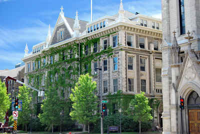 Wisconsin Private Colleges and Universities: Marquette University - Johnston Hall