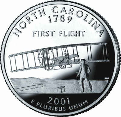 North Carolina State Quarter