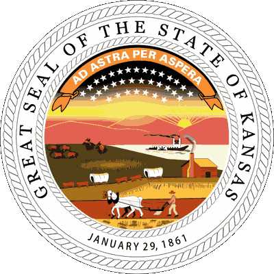 Kansas State Motto and Seal