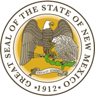State Motto and Seal of New Mexico
