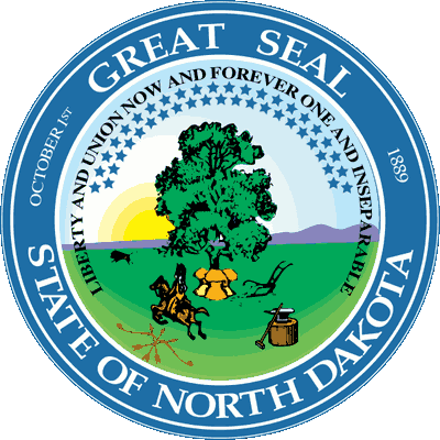 North Dakota Seal