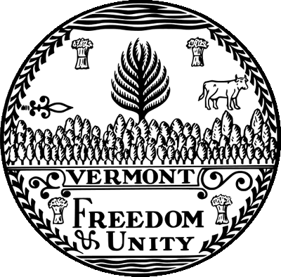 State Motto and Seal of Vermont