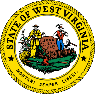 State Motto and Seal of West Virginia