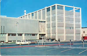 Humboldt County, Califronia Courthouse