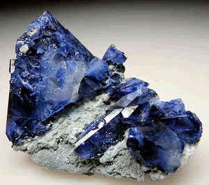 California state gemstone california gem benitoite benitoite california state gemstone or gem sciox Gallery