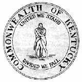 Kentucky state seal picture