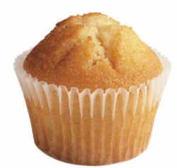 Massachusetts State Muffin: Corn Muffin